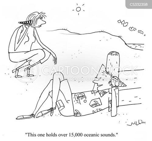 oceanic cartoon