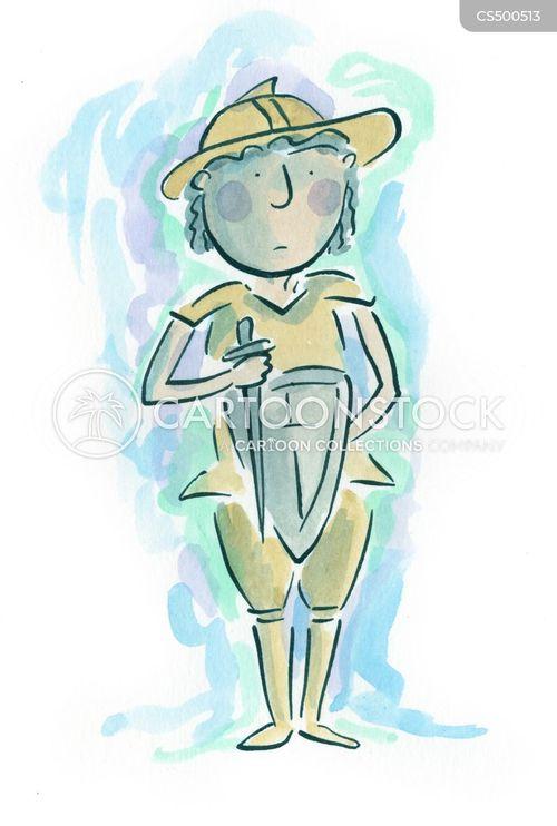 oliver cartoon