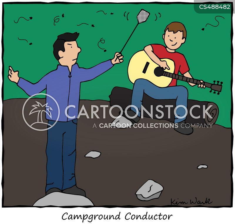 Jamming Cartoons and Comics - funny pictures from CartoonStock