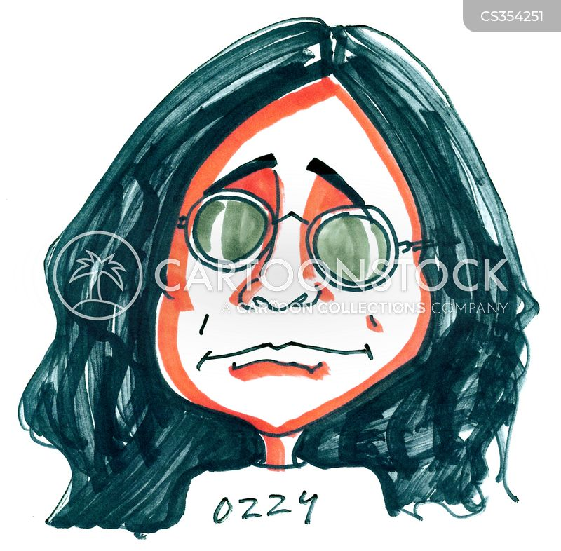ozzy osbourne cartoon