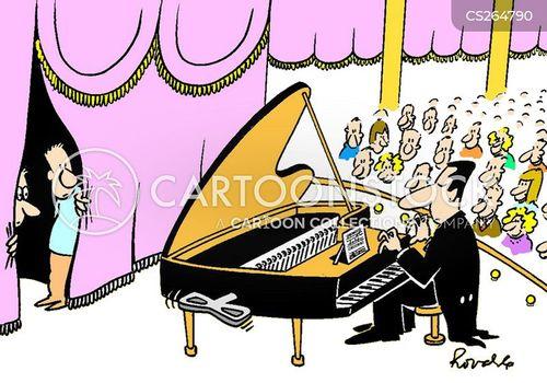 music box cartoon