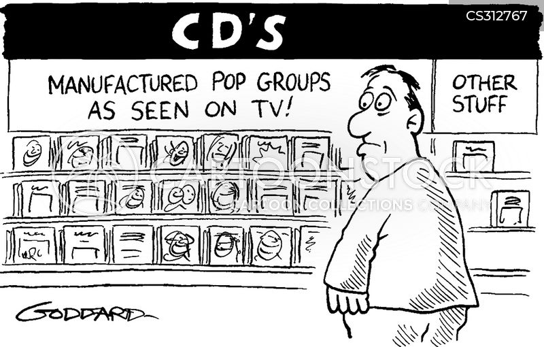 hmv cartoon