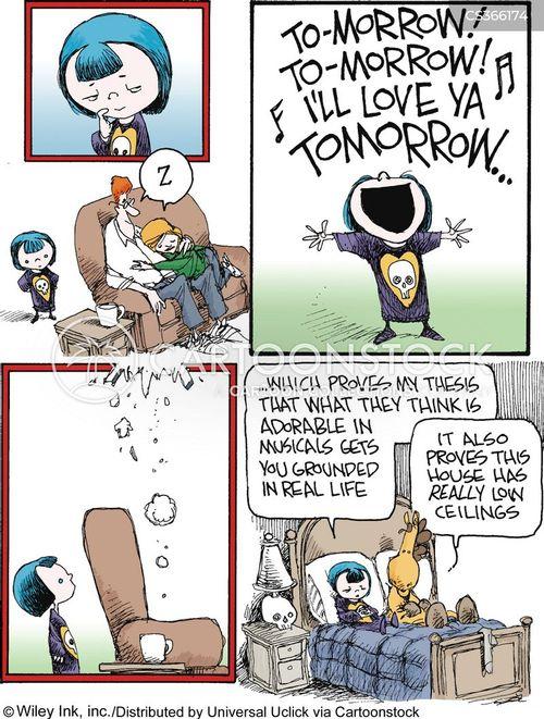joked cartoon