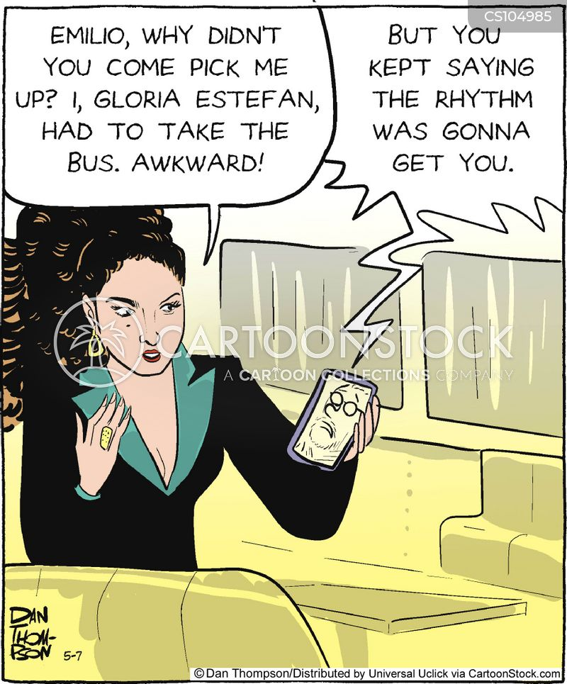music agents cartoon