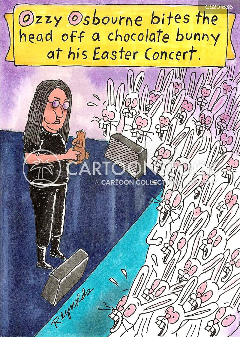 ozzy cartoon