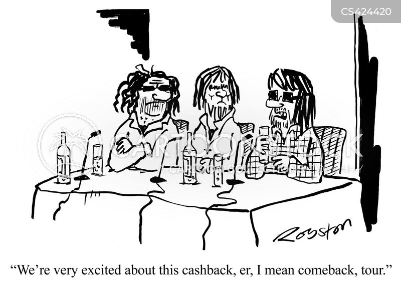 cashback cartoon