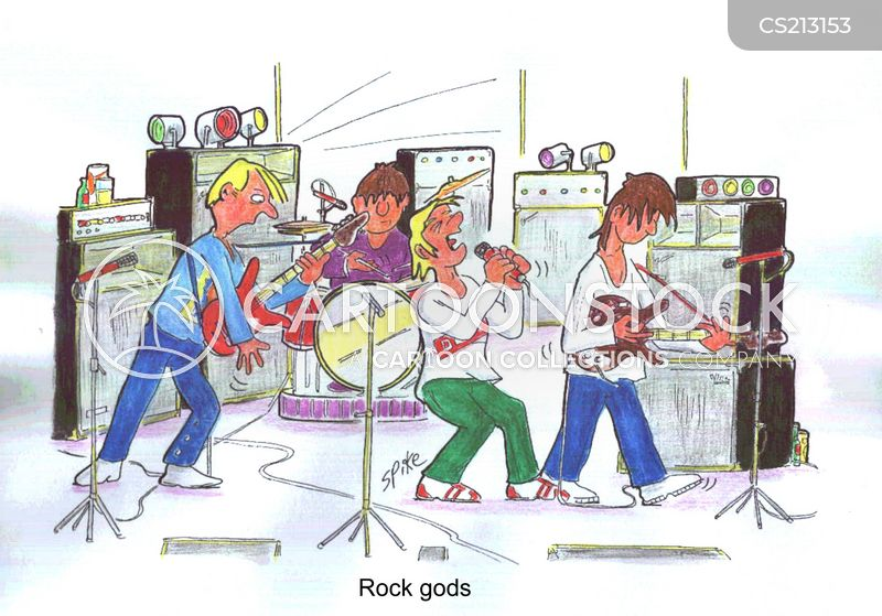 Rock God cartoons, Rock God cartoon, funny, Rock God picture, Rock God pictures, Rock God image, Rock God images, Rock God illustration, Rock God illustrations