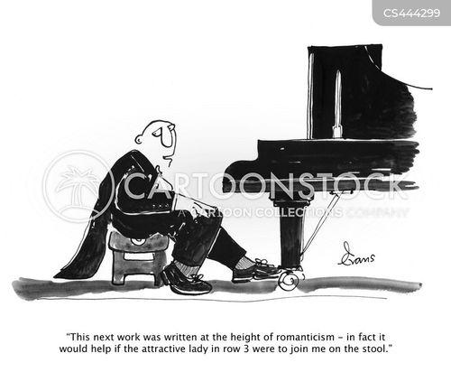 musical genre cartoon
