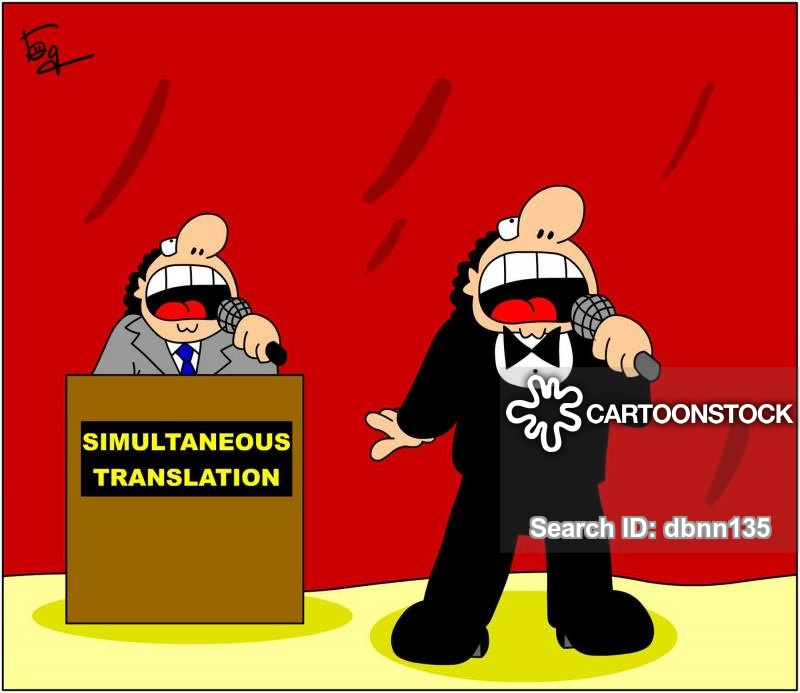musical theatre cartoon