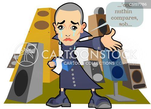 sad song cartoon