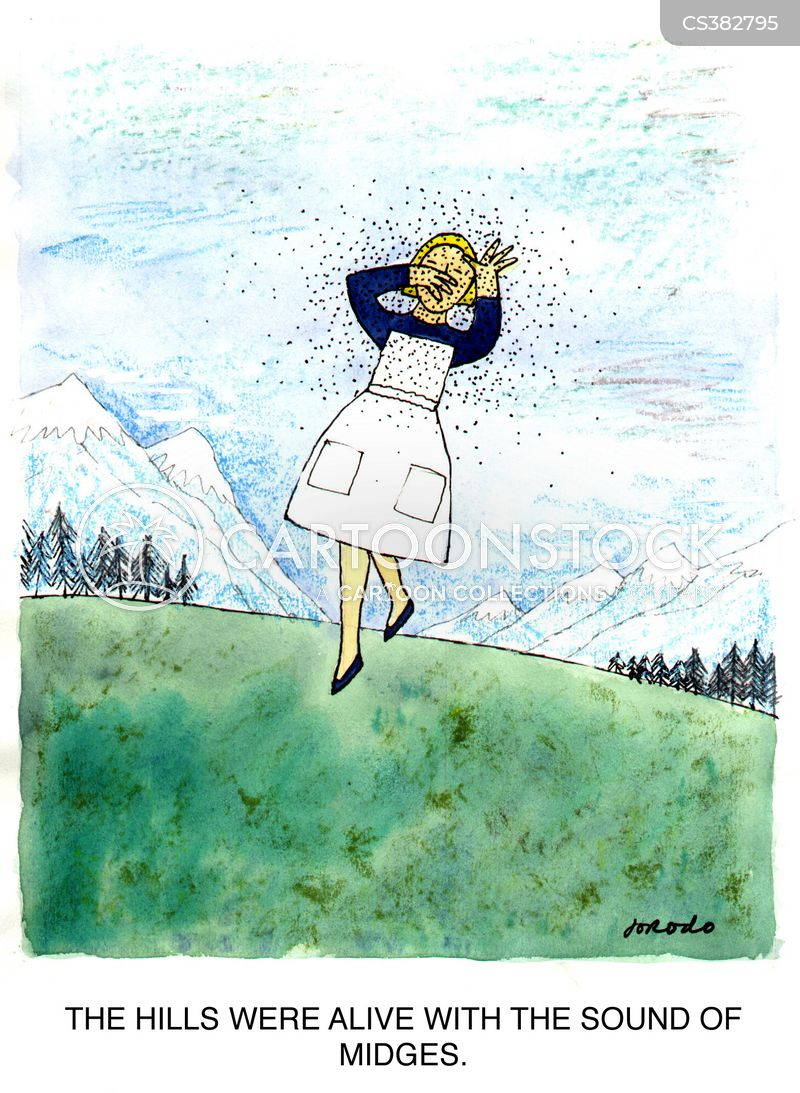 sound of music cartoon