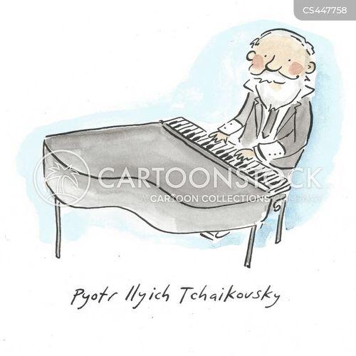 pyotr tchaikovsky cartoon