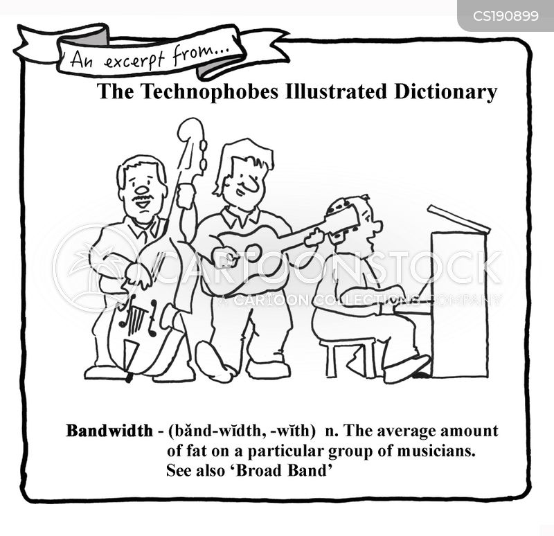 techno jargon cartoon