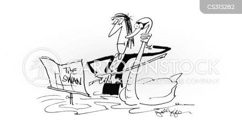 cellists cartoon