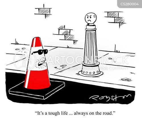 roadies cartoon
