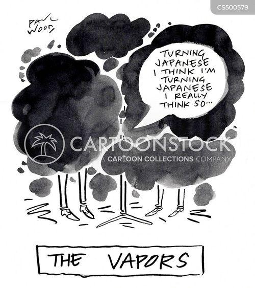vapers cartoon