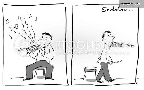 chins cartoon