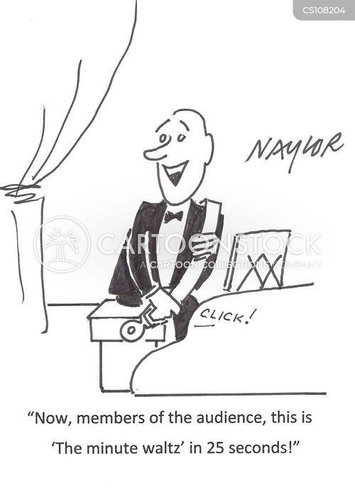 waltzer cartoon