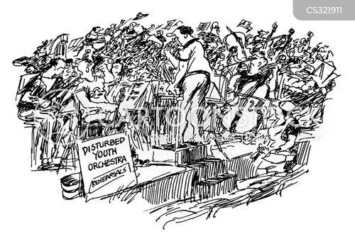 mayhem cartoon