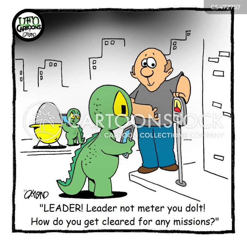 space missions cartoon