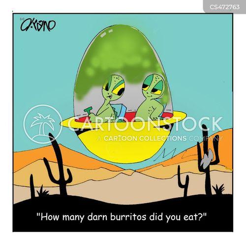 burritos cartoon