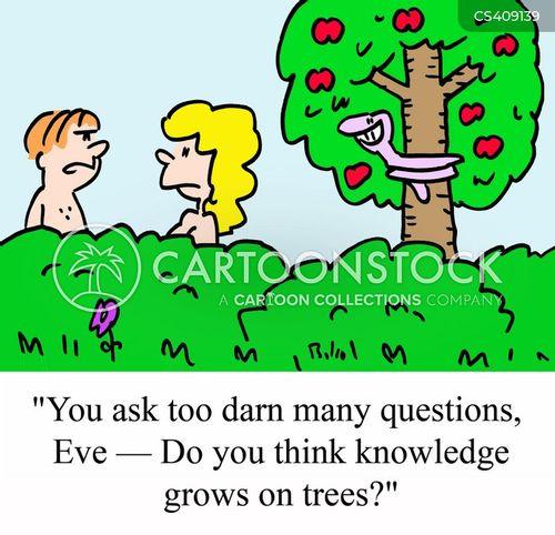 curiousness cartoon