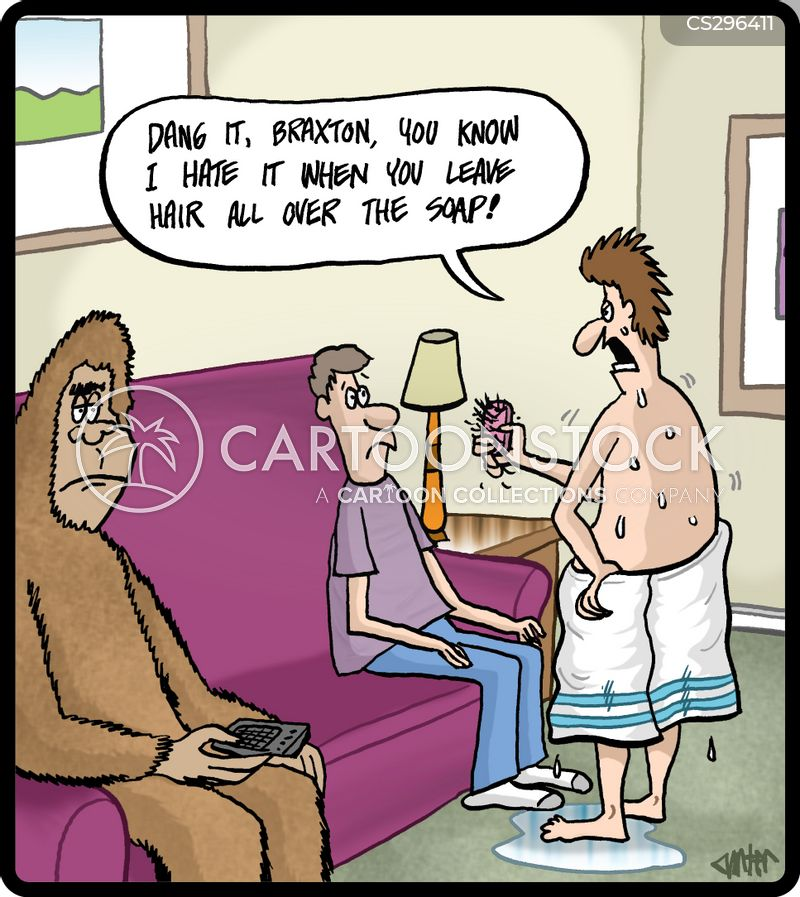 abnormal cartoon