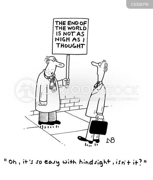 hindsights cartoon