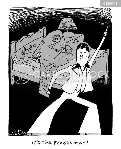 boogie man cartoon