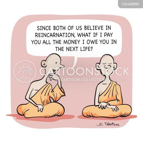 reincarnate cartoon