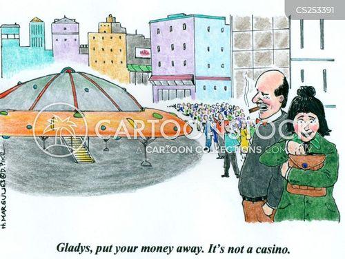 pocketbook cartoon
