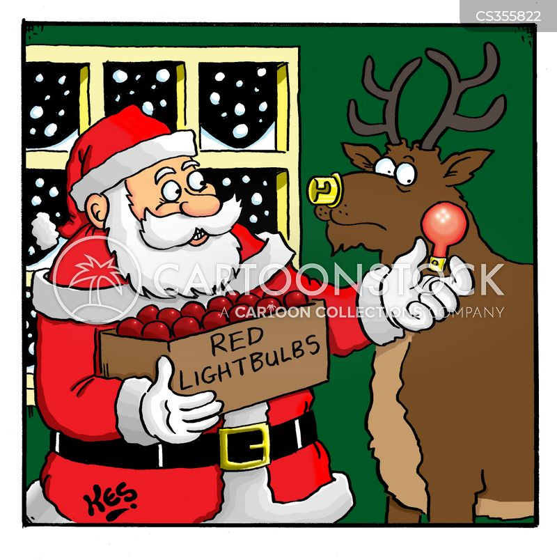 yuletide cartoon