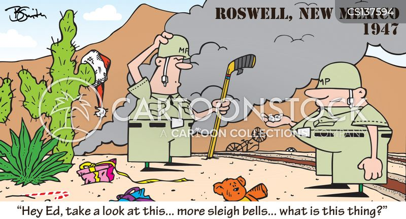 sleigh bells cartoon