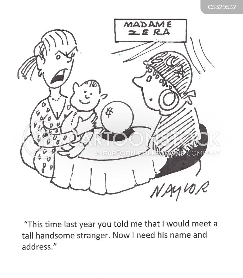 handsomeness cartoon