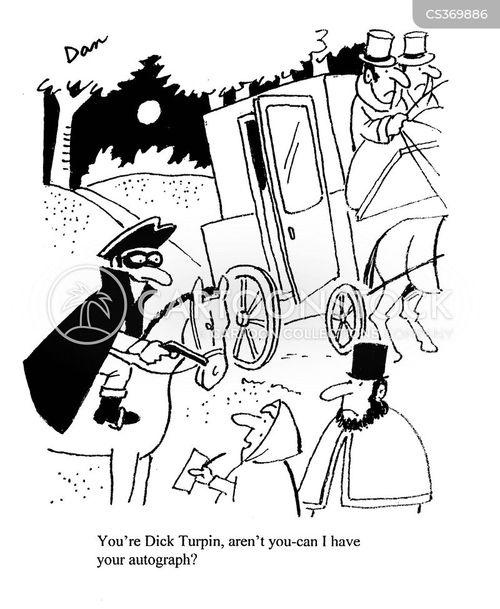 hijack cartoon