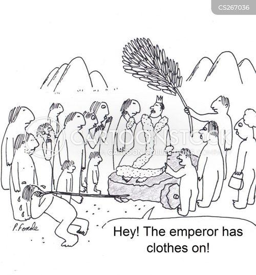 stone age man cartoon