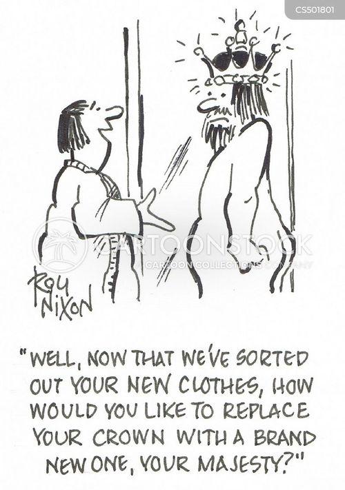con-man cartoon