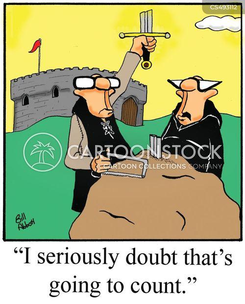 british mythology cartoon