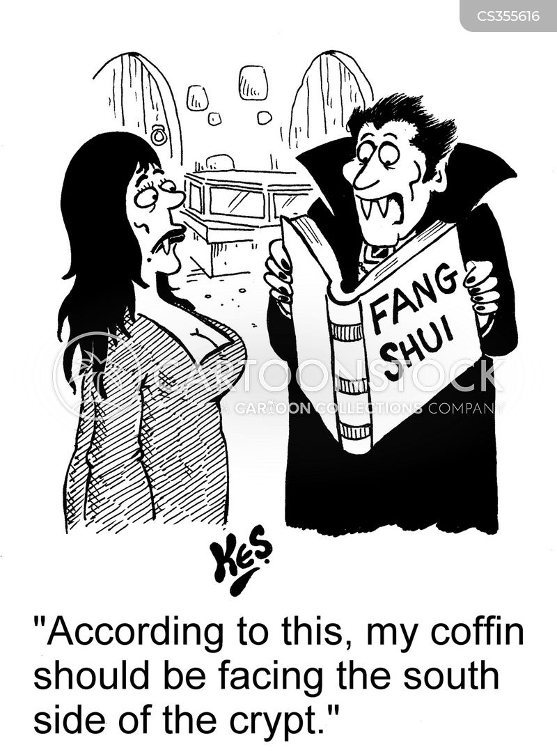 fang cartoon
