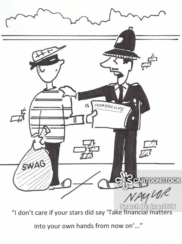 financial matters cartoon