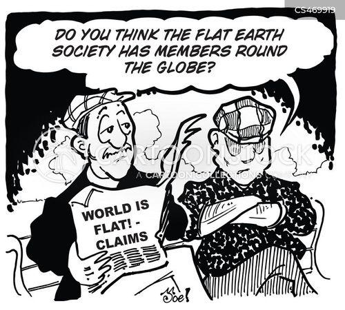 sphere cartoon