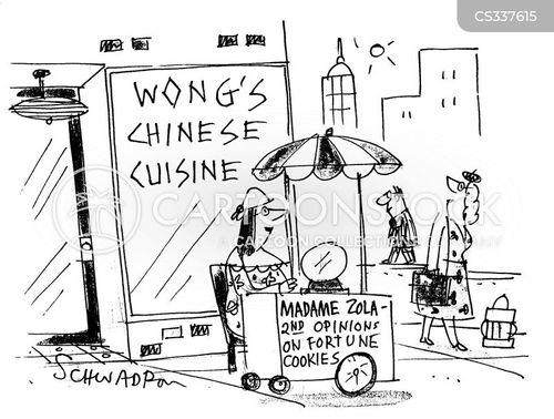 future predictions cartoon