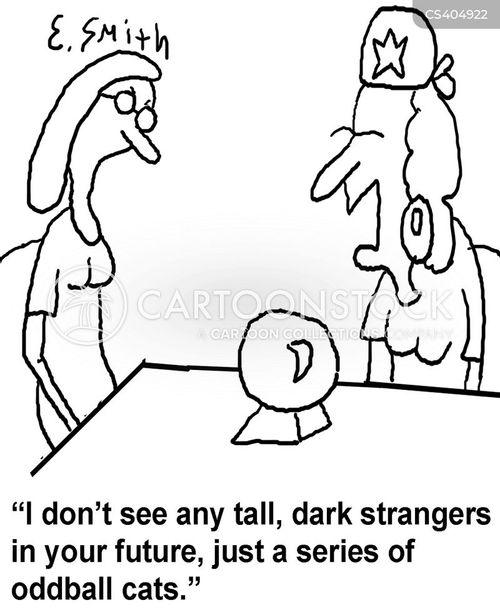 oddballs cartoon
