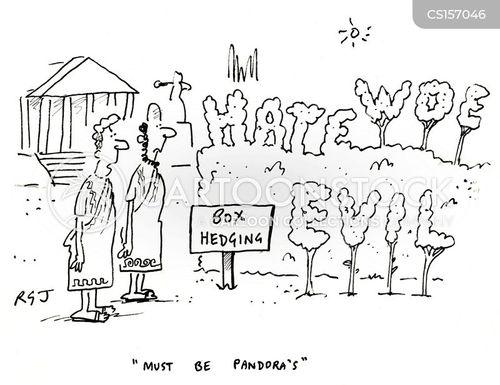 mythical story cartoon