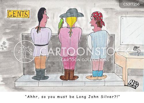 gents cartoon