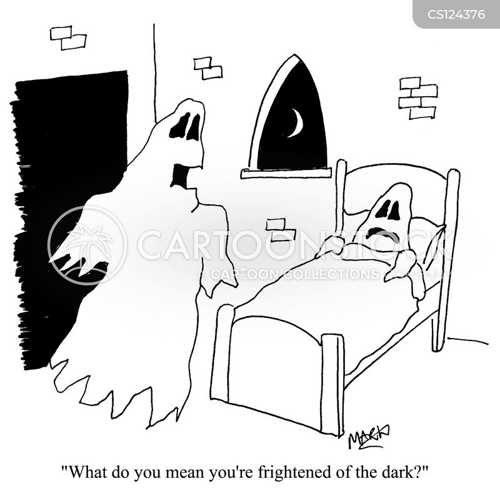 fear of the dark cartoon