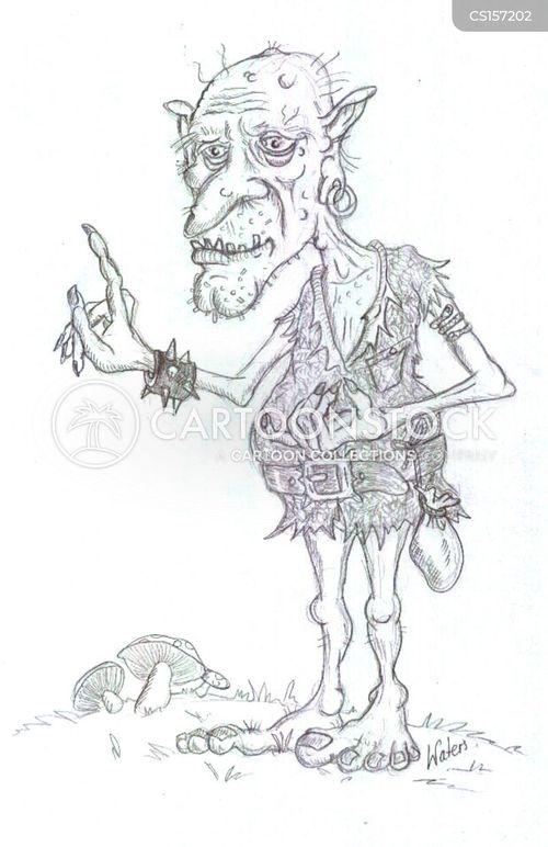 goblin cartoon