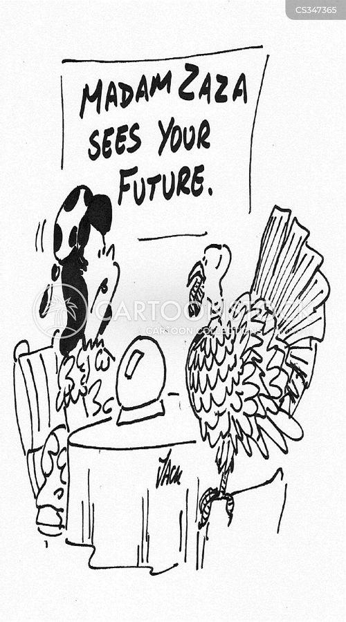 early death cartoon