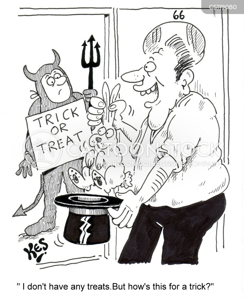 haloween cartoon