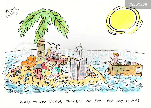 shared space cartoon